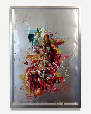 Aluminum Art - Framed Art