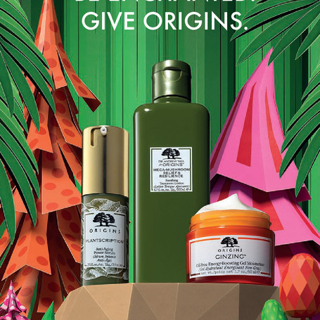 Origins FY20 Holiday Launch VM