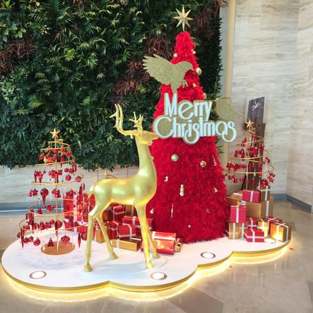 Grand Century Place Christmas