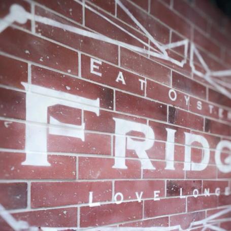 Fridge Pop Up Store