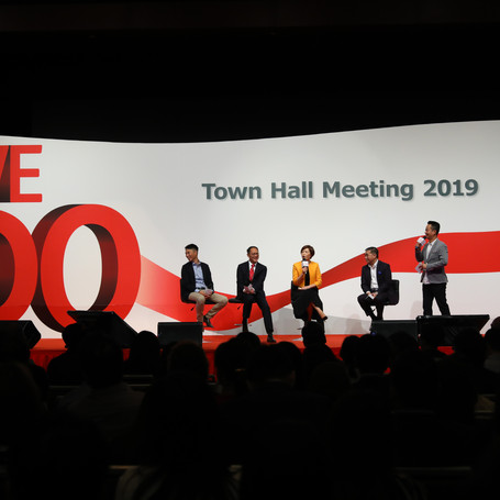 CEO Town Hall Event