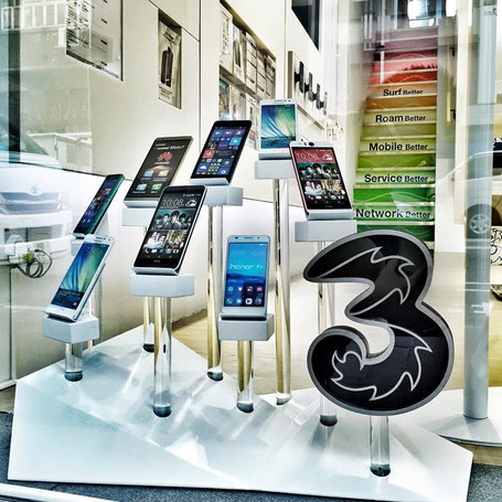 3HK display stand