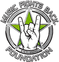 Music Figts Back Foundation Logo