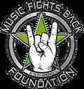Music Figts Back Foundation Logo