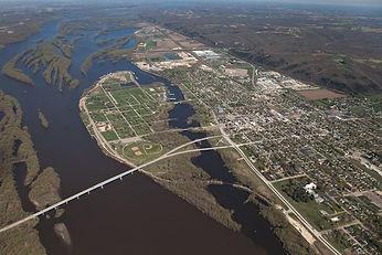 St. Feriole Island Prairie du Chien Wisconsin