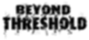 Beyond Threshold Logo in Black.png