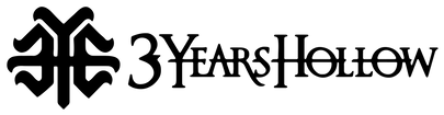 3 Years Hollow Logo in Black.png
