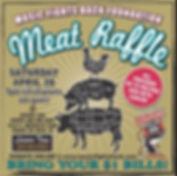 Meat Raffle Fundraiser