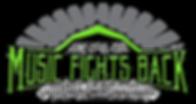 2019 Music Fights Back Music Festival Logo