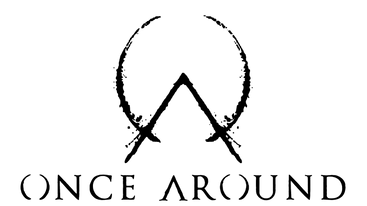 Once Around Logo in Black.png