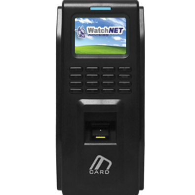 (Biometric Finger Print Reader with built‐in proximity reader) WAB-P-FCKS