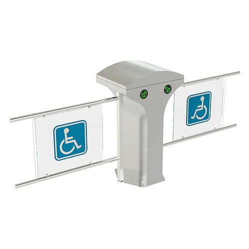 605 D (Turnstile for reduced mobility)