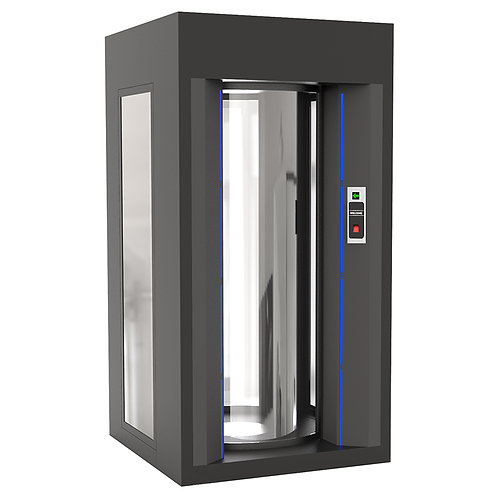 CGG SQ AIR (High security series turnstile)