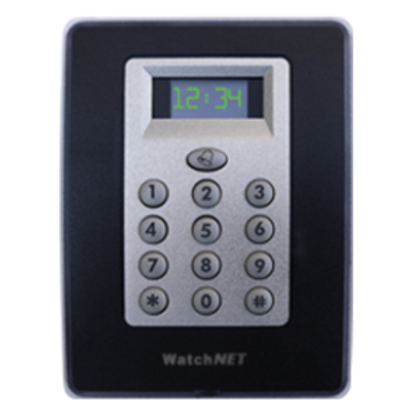 (EM Card Readers Keypad Readers with Display) WAR-E10-DKP