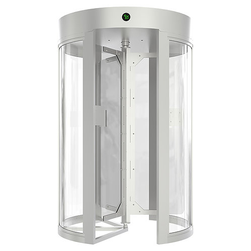 BT 302 GL (Glazed full height turnstile)