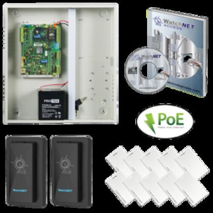 (WatchNET Access Control KIT for 2 door )WAC‐2D2T‐ENC KIT