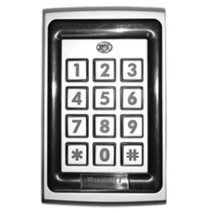 (EM Card Readers with Keypad) WAR-E10-VKR