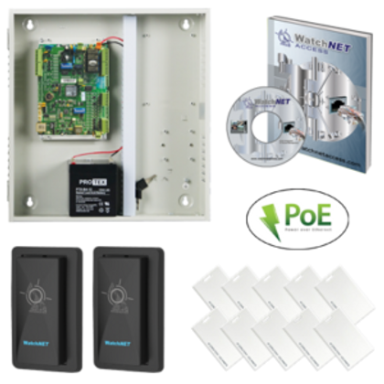 (WatchNET Access Control KIT for 2 door ) WAC‐2D2T‐485 KIT