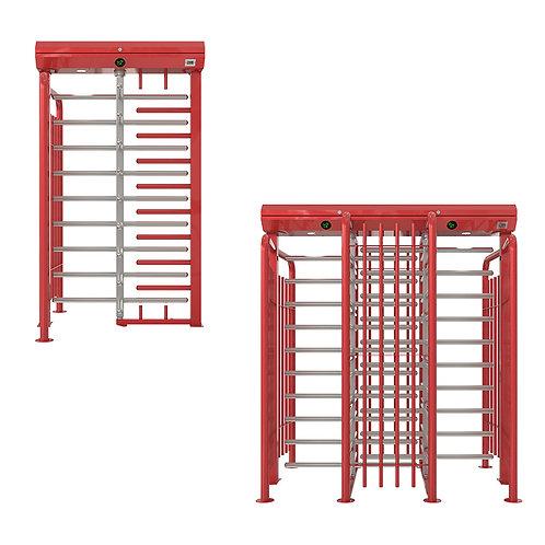 BTX 400 N1 S / D  (full height turnstile)
