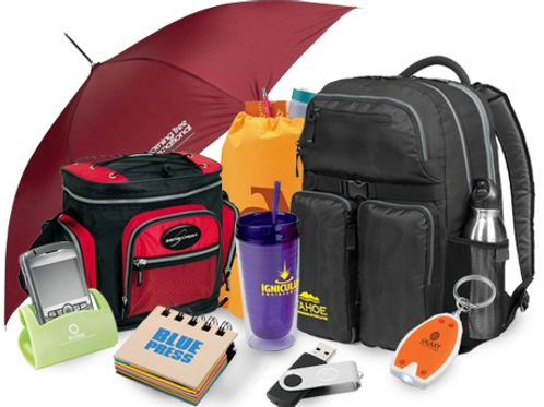 PROMOTIONAL PRODUCTS (CALL FOR PRICING)