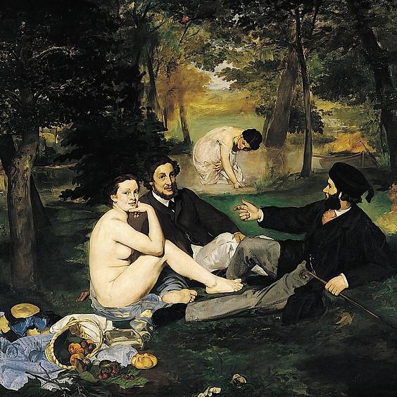 IL MUSEO D'ORSAY DI PARIGI