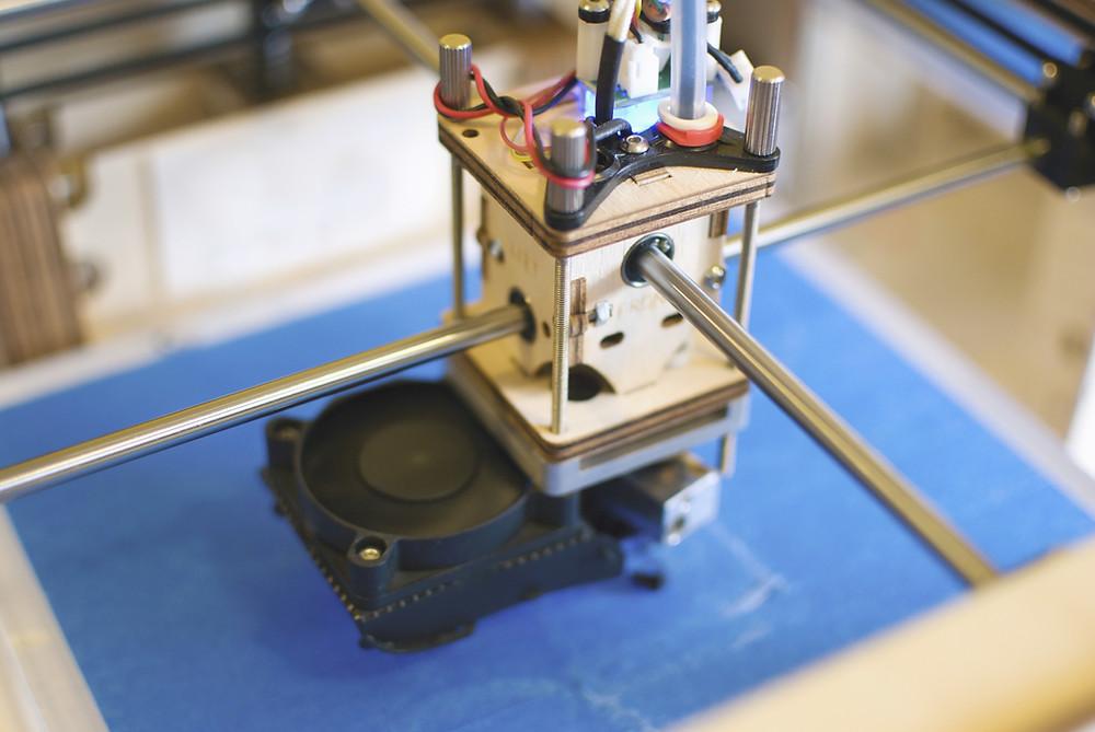 Home Made 3D Printer