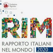 Rapporto #Italiani nel Mondo 2020:            5,5 milioni gli iscritti all'AIRE