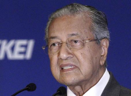 馬來西亞總理:盡可能多用華為產品
