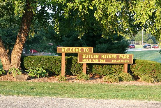 haynes park phone number