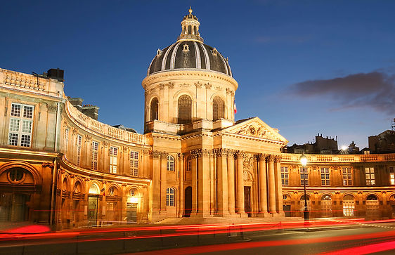 The French Academy is pre-eminent French