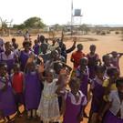 Kids at Maanu Mwambi