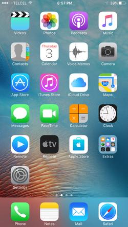 1 Dirígete hacia tu AppStore