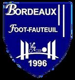 Logo du Bordeaux foot-fauteuil