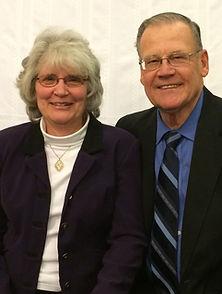 Pastor Larry & Brenda Moodie