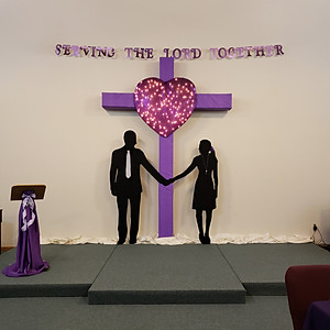 Sweetheart Banquet - Serving the Lord Together