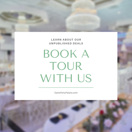 Book a tour with us!