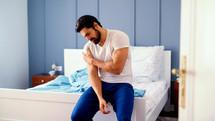 O que é síndrome do impacto do ombro?