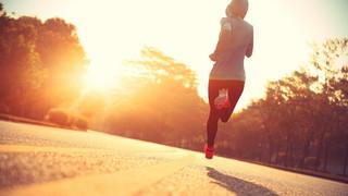 Você sente dor nos joelhos durante a corrida?