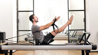 Pilates também é para homens!