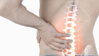 Dores e lesões na coluna estão ligadas ao envelhecimento da estrutura