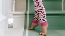 Por que meu filho anda na ponta do pé?