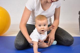Como é o desenvolvimento motor de um bebê prematuro?