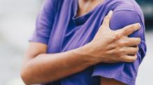 Dor no ombro é superada apenas por dor lombar