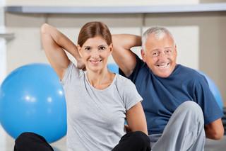 Pilates ajuda no fortalecimento muscular de idosos