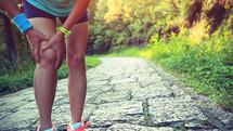 Condromalácia patelar pode ser desencadeada por sobrecarga de peso