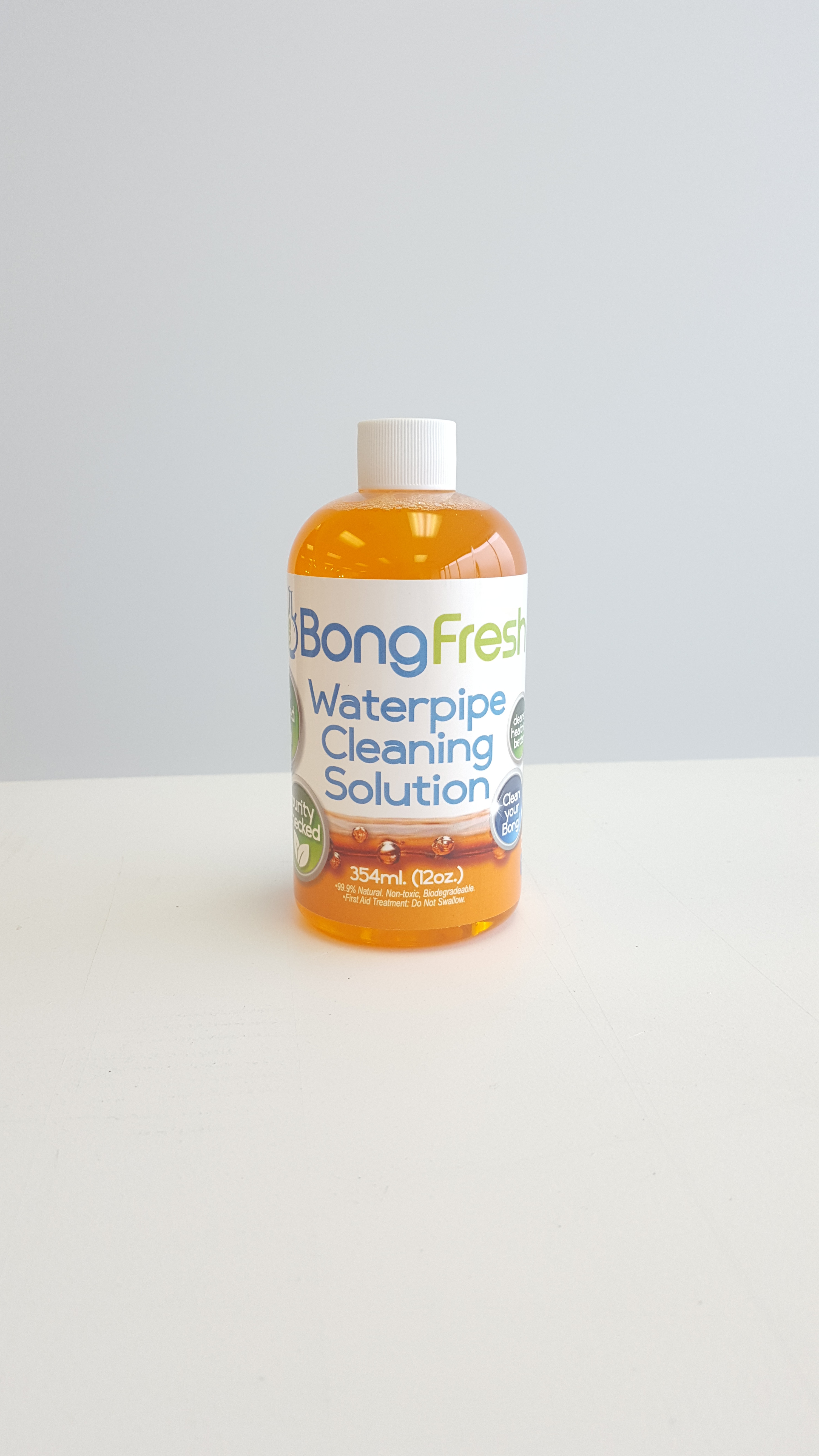Uncategorized Homemade Bong Cleaning Solution bong fresh the most effective quartz cleaner bongfresh waterpipe cleaning solution 12oz