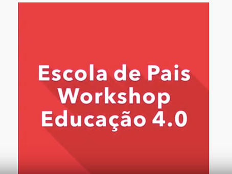 Escola de Pais - Workshop