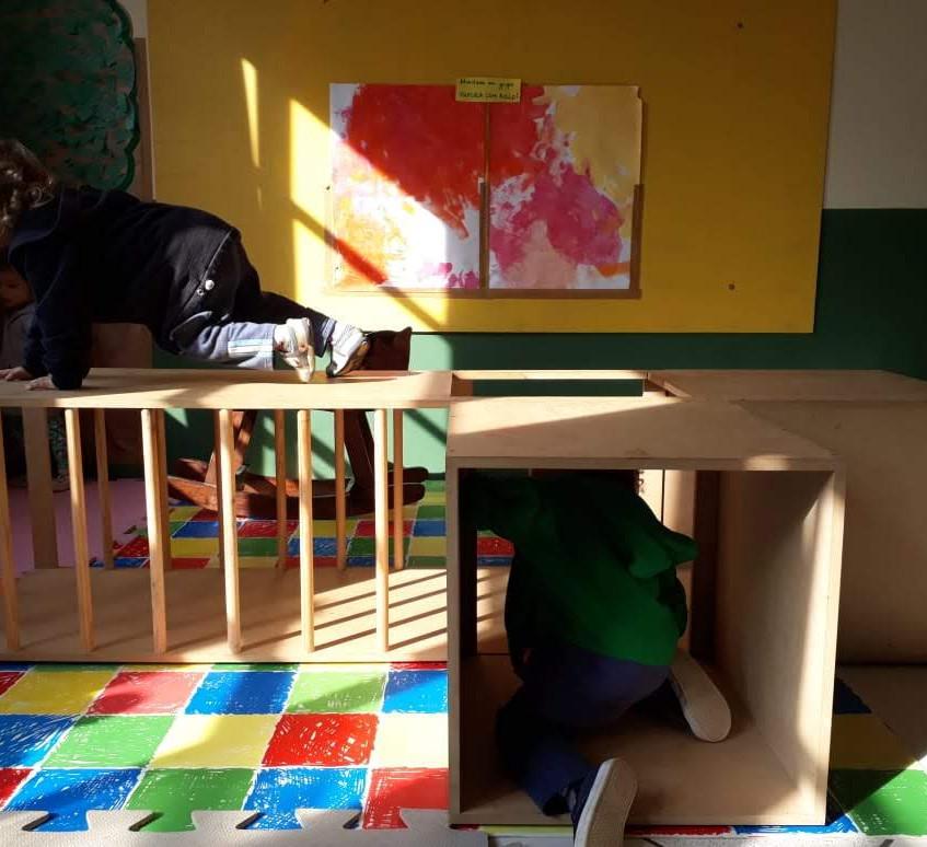 princípios que a norteiam, promovendo o pleno desenvolvimento infantil.