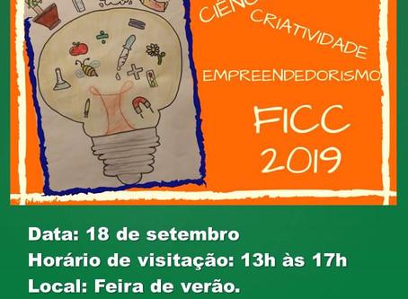 FICC Feira de Iniciação Cientifica do Curupira - Trabalho por projetos -