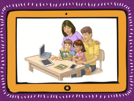 Internet Segura para seus filhos - Gestão e supervisão dos dispositivos das crianças. Aplicação de c